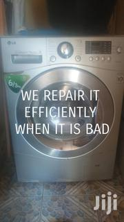 Washing Machine Engr Mosco | Repair Services for sale in Lagos State, Gbagada