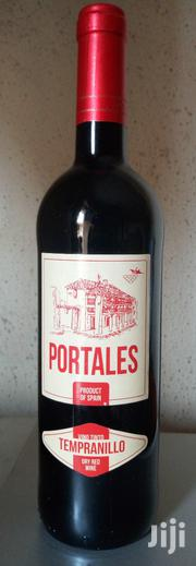 Portales Spanish Dry Red Wine | Meals & Drinks for sale in Lagos State, Surulere