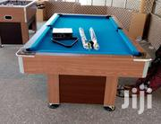 7ft Deluxe Snooker Board With Complete Accessories | Sports Equipment for sale in Lagos State, Apapa