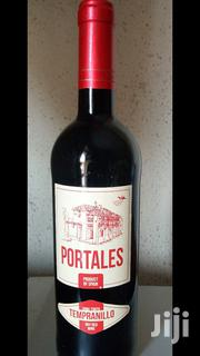 Portales Spanish Red Wine 100% Carton Of 6 Verified By Nafdac | Meals & Drinks for sale in Lagos State, Surulere