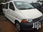 Toyota HiAce 2001 White   Buses & Microbuses for sale in Lagos State, Apapa