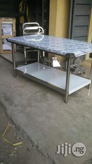 4 Ft Stainless Steel Working Table | Restaurant & Catering Equipment for sale in Lagos State, Ojo