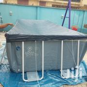 16fit By 8fit Swimming Pool With Ladder Filter And Cover | Sports Equipment for sale in Lagos State, Surulere