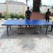 Brand New Striker Butterfly Outdoor Table Tennis Board | Sports Equipment for sale in Lagos State, Surulere
