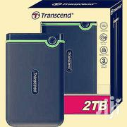 Transcend Hard Drive 2TB | Computer Hardware for sale in Lagos State, Ikeja