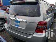 Toyota Highlander 2007 Limited V6 4x4 Silver | Cars for sale in Lagos State