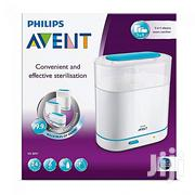 Philips Avent 3-in-1 Electric Steam Steriliser | Baby & Child Care for sale in Ondo State, Akure