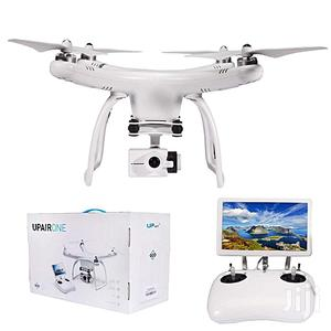 Upair One Quadcopter Drone With 2.7K HD Camera 7 Inch