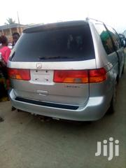 Honda Odyssey LX Automatic 2004 Silver | Cars for sale in Lagos State, Isolo