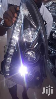 RX 330 Head Light, 2005/2006 Yahoo Dark Face Model (Set) | Vehicle Parts & Accessories for sale in Lagos State, Mushin