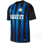 Inter Milan Home JERSEY 18/19 | Sports Equipment for sale in Lagos State, Victoria Island