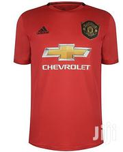Manchester United Home Jersey Adult 19/20 | Sports Equipment for sale in Rivers State, Port-Harcourt