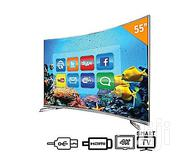 Hisense 55-inch UHD Smart Curved LED TV | TV & DVD Equipment for sale in Lagos State, Lagos Island