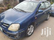 Nissan Almera 2004 Tino Blue | Cars for sale in Lagos State, Amuwo-Odofin