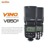 Godox V850 Rechargeable Camera Flash For DSLR Canon Nikon Olympus | Accessories & Supplies for Electronics for sale in Lagos State, Ikeja