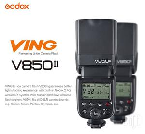 Godox V850 Rechargeable Camera Flash For DSLR Canon Nikon Olympus