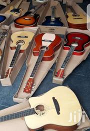 Acoustic Guitar With Accessories | Musical Instruments & Gear for sale in Lagos State, Lagos Island