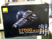 Nikon DSLR D7500 4k Camera With 18-140mm Lens   Photo & Video Cameras for sale in Lagos State, Ikeja