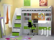 Double Bed With Drawers | Children's Furniture for sale in Imo State, Owerri-Municipal