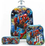3 In 1 Kids/Children Rolling School Bag 3D Trolley Bags   Babies & Kids Accessories for sale in Lagos State, Amuwo-Odofin