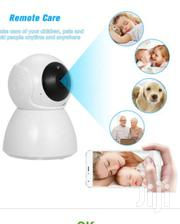 Indoor Home Wifi Camera V380 Wireless Baby Monition IR Pan Camera | Security & Surveillance for sale in Lagos State, Ikeja
