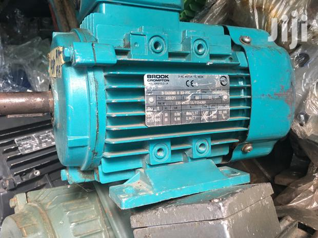 Electric Motor 3phase