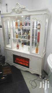 Executive Wine Bar With Fire Place In Stock | Furniture for sale in Lagos State, Ojo