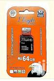 Eagle 1st Eagle 64gb Micro SD Memory Card   Accessories for Mobile Phones & Tablets for sale in Ikeja, Lagos State, Nigeria