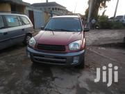 Toyota RAV4 2003 Automatic Red | Cars for sale in Lagos State, Egbe Idimu