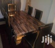 Quality 6 Seaters Marble Dining Table | Furniture for sale in Abuja (FCT) State, Gwarinpa