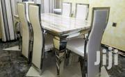 Quality 6 Seaters Marble Dining Table | Furniture for sale in Abuja (FCT) State, Garki I