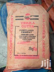 Coloured Cement For Laying Broken Tiles   Building Materials for sale in Lagos State, Orile