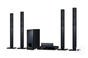 LG Home Theater 1000w With Bluetooth Headset