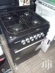 Brand New Bruhm Cooker Gas 4 Burner All Automatic Iron Flame | Kitchen Appliances for sale in Lagos State, Lekki Phase 1