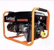 Lutian 3.5KVA Manual Start Generator LT3600 - New Model | Electrical Equipments for sale in Ondo State, Akure South