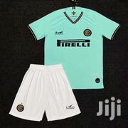 Inter Milan Away KIT 19/20 Kid's | Sports Equipment for sale in Lagos State, Egbe Idimu