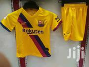 Barcelona Away JERSEY Kid's 19/20   Sports Equipment for sale in Plateau State, Jos