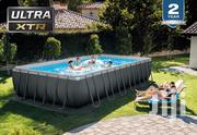 Intex 24ft X 12ft X 4.5ft Pool | Garden for sale in Lagos State, Ojodu
