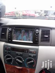 Toyota Corolla 2003/2005 Car DVD Player And Reverse Camera, USB Andsd | Vehicle Parts & Accessories for sale in Lagos State, Oshodi-Isolo