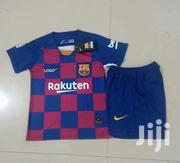 Barcelona Home Jersey 19/20 Kid's   Sports Equipment for sale in Abuja (FCT) State, Central Business District
