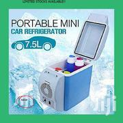 Portable Mini Car Refrigerator | Vehicle Parts & Accessories for sale in Lagos State, Ifako-Ijaiye