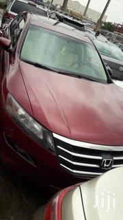 Honda Accord CrossTour 2010 EX-L AWD Red | Cars for sale in Lagos State, Ikeja