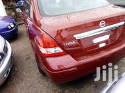 Nissan Tiida 2005 Red | Cars for sale in Lagos State, Apapa