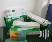 Apc Surge Protector Pm5-uk 5 Outlets | Computer Hardware for sale in Lagos State, Ikeja