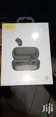 Baseus True Wireless Earphones W01 | Headphones for sale in Lagos State, Ikeja