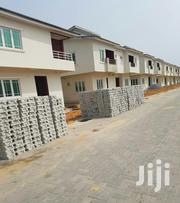 4bedroom Semi Detached Duplex With Bq At Meridian Garden Awoyaya, Ajah | Houses & Apartments For Sale for sale in Lagos State, Lagos Island