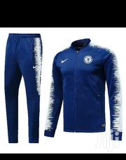 Original Chelsea Club Tracksuit | Clothing for sale in Lagos State, Lagos Mainland