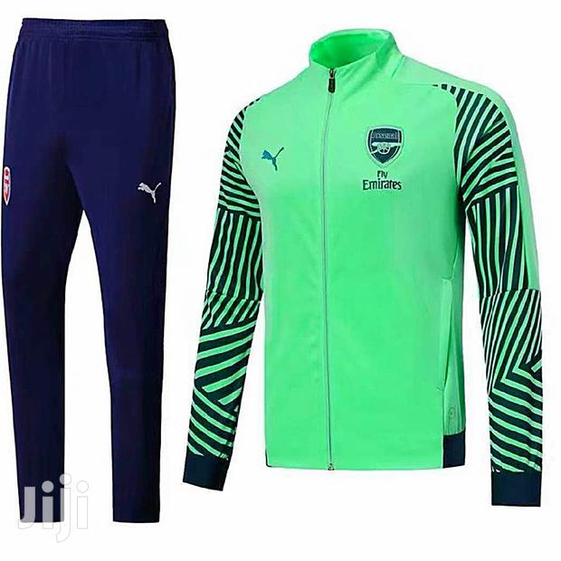 New Arsenal Tracksuit