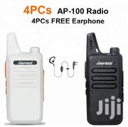 AP-100 Two Way Radio Long Range Walkie Talkie Replace For KENWOOD TK- | Audio & Music Equipment for sale in Lagos State, Alimosho