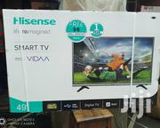 49inch Hisense Full UHD LED Smart TV | TV & DVD Equipment for sale in Lagos State, Amuwo-Odofin